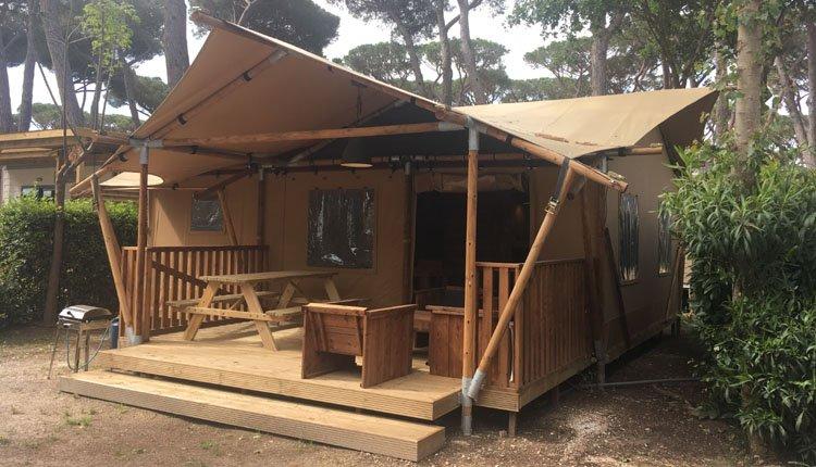 Park Albatros - Luxury Lodge