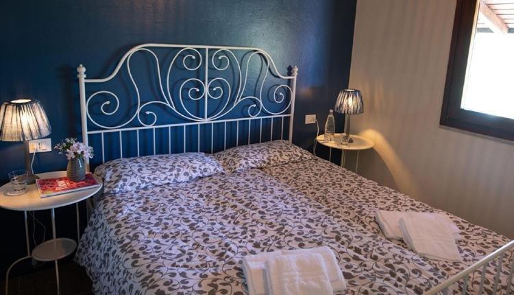 Sivinos appartement slaapkamer