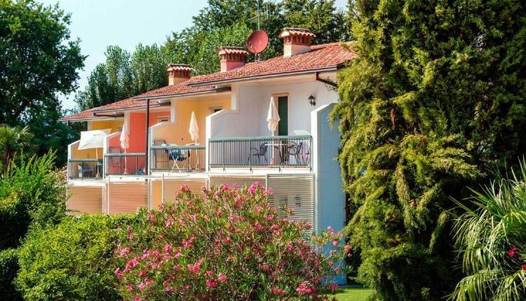 Gabbiano Casa Oleandri buitenkant