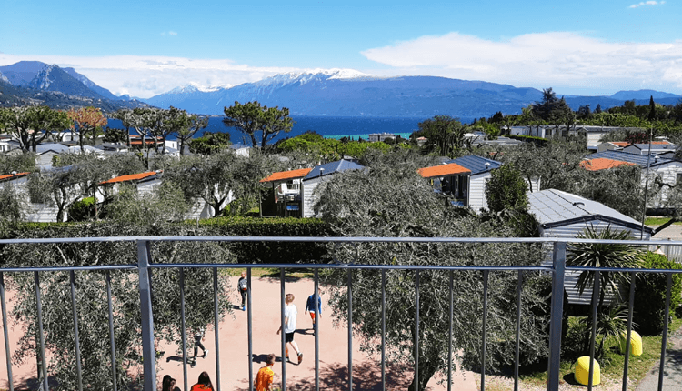 Camping Eden - View