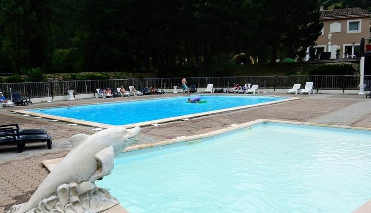 Le Gallo Romain zwembaden
