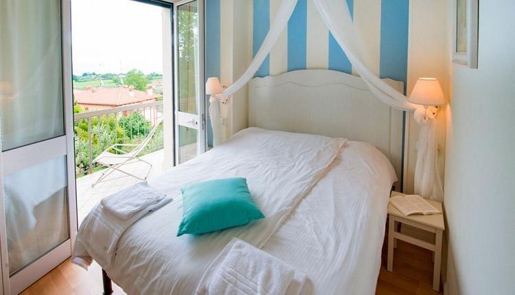 Gabbiano_Trilocale_slaapkamer