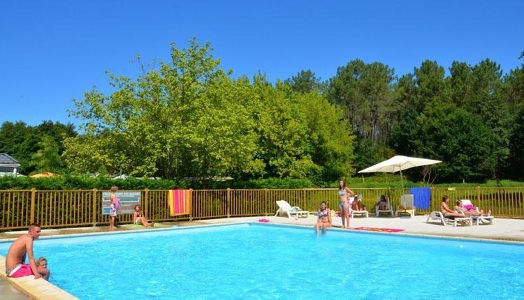 Camping la Clairière zwembad