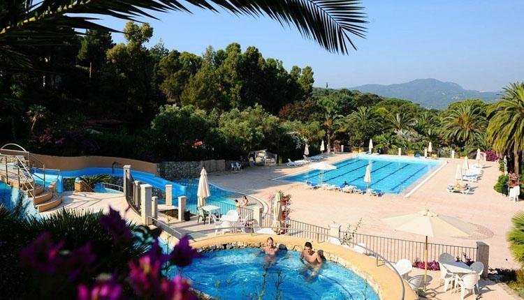Rosselba Le Palme zwemparadijs