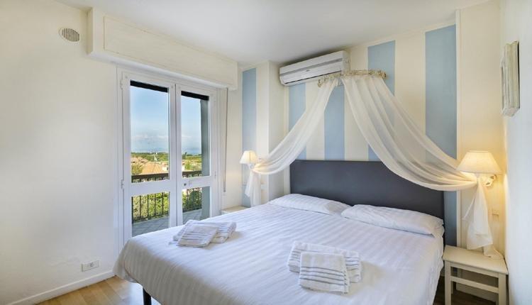 Trilocale Comfort master bedroom